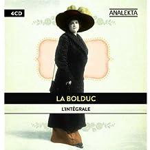 L'intégrale de la Bolduc (4 CD)