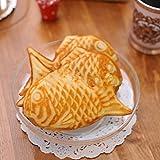 Japanese Taiyaki Fish Shaped Cake Maker Waffle
