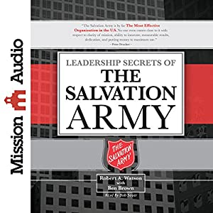 Leadership Secrets of the Salvation Army Audiobook