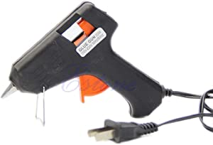 Lanema 20W Hot Glue Gun US Plug Mini Size High Temperature Hot Melt Glue Gun Kit for Art Crafts Home Repair DIY Hand Tools
