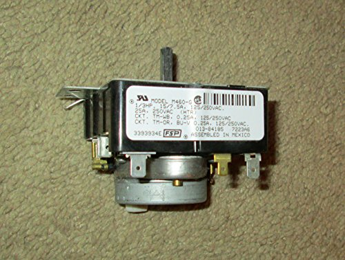 Whirlpool Kenmore Roper Crosley Estate Dryer Timer 3393934 3976569