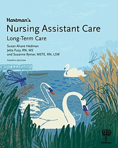 Hartman's Nursing Assistant Care: Long-Term Care, 4e (Hardcover)