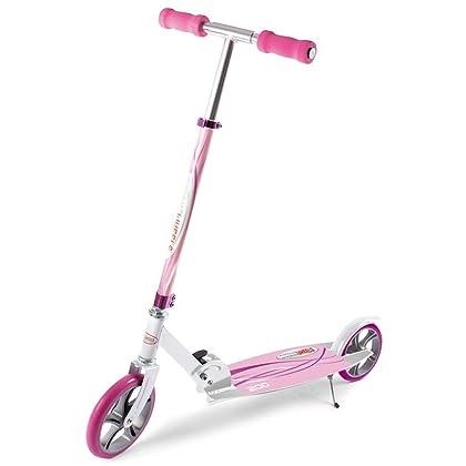 Chrome Wheels Dash Glidekick Scooter - Pink