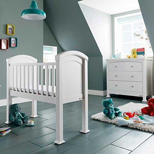 Izziwotnot Tranquillity Crib And Mattress Set