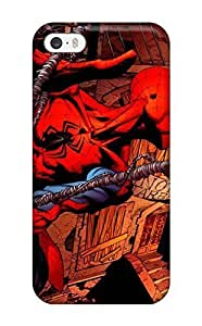 Donald P Reed Premium Protective Hard Case For Iphone 5/5s- Nice Design - Spiderman