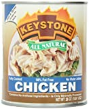 Keystone Meats All Natural Canned Chicken, 28 Ounce by Keystone Meats
