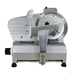 Zeny Electric Deli Meat Cheese Food Slicer, Good slicer, Bad manual