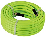 75 coil hose - Atlantic Premium Hybrid Garden Hose 5/8 Inch 75 Feet Brass Fittings Can Working Under -4°F, Light Weight, Abrasion Resistant, Extreme All Weather Flexibility