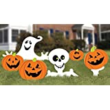 Amscan 189993 Halloween Lawn Signs