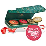 VAHDAM, Chai Tea Private Reserve TRIO Gift Set | Oprah's Favorite Things | Mother's Day Gift | Ginger Chai, Cinnamon Chai, Maharani Oolong Chai | Best Mothers Day Gifts from Son