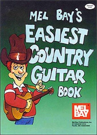 Mel Bay Easiest Country Guitar Book