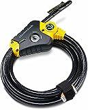 Master Lock MASTERLOCK 8413KACBL6 0464 Python Adjustable Locking Cable Ka