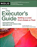 img - for The Executor's Guide: Settling a Loved One's Estate or Trust by Mary Randolph J.D. (2008-02-29) book / textbook / text book