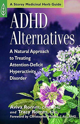 ADHD Alternatives: A Natural Approach to Treating Attention Deficit Hyperactivity Disorder