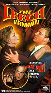The Leech Woman [VHS]