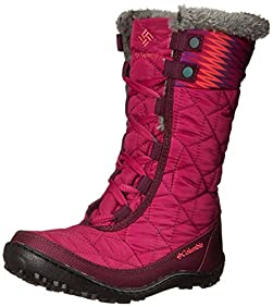 Columbia Minx Mid II WP Snow Boot (Little Kid/Big Kid)
