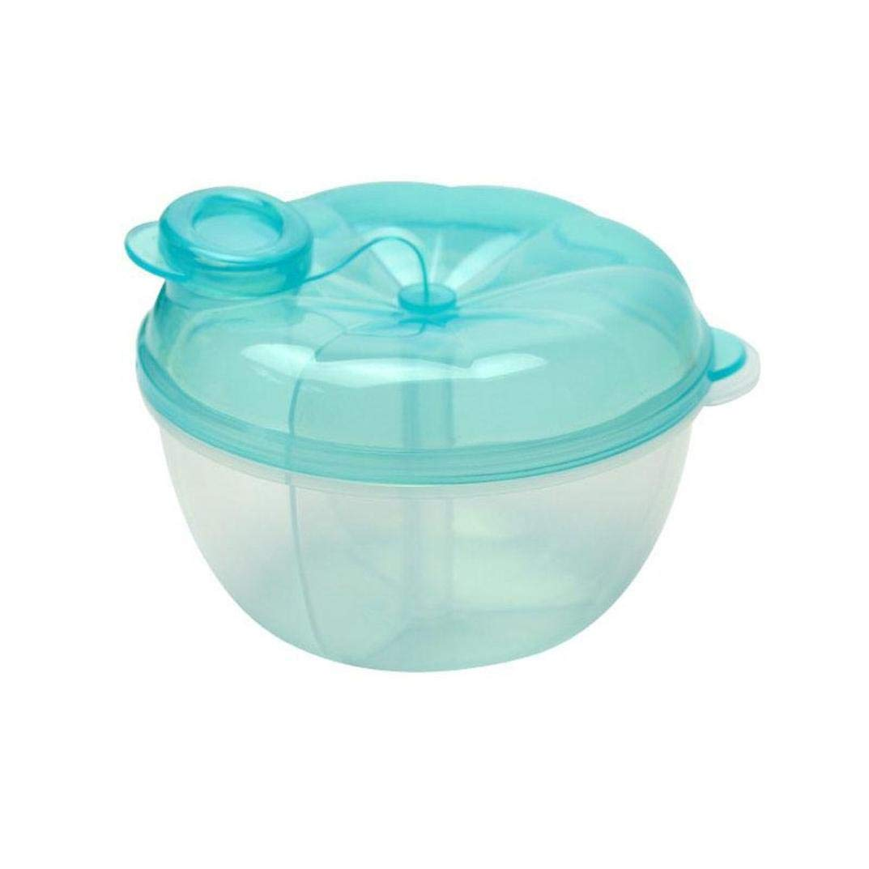 Baby Infant Travel Feeding Travel Storage Container Milk Powder Formula Dispenser Container Feeding Box (C)