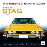 Triumph Stag, 1970-1977, Norm Mort and Tony Fox, 1845842707