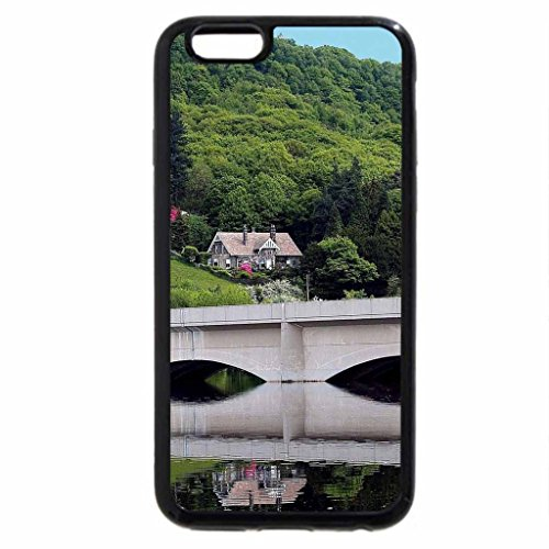 iPhone 6S / iPhone 6 Case (Black) beautiful bridge in nature