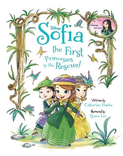 Disney Sofia the First Princesses to the Rescue (Picture Book) by Disney (2015-04-07)