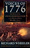 Voices of 1776, Richard Wheeler, 0452010780