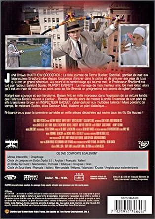 Inspecteur Gadget [Francia] [DVD]: Amazon.es: Matthew Broderick ...