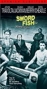 Swordfish [USA] [VHS]: Amazon.es: John Travolta, Hugh