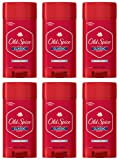 Old Spice Classic Deodorant , Original Scent, 3.25-Ounces (Pack of 6)