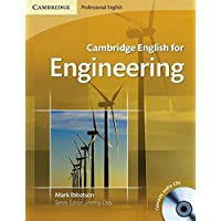 Cambridge English for Engineering Student's Book with 2 Audio CDs