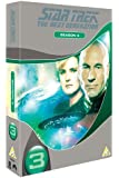 Star Trek The Next Generation - Season 3 (Slimline Edition) [DVD]