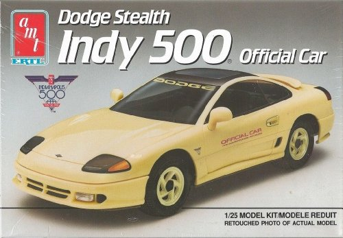 AMT Dodge Stealth Indy 500 Official Car 1/25th Scale