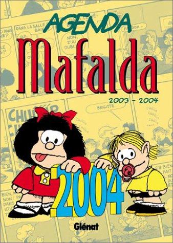 Agenda Mafalda 2003-2004 (Bandes Dessin E): Amazon.es ...