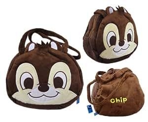 Disney Chip Plush Purse - Chip n dale Handbags