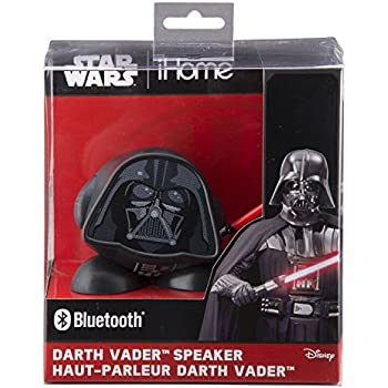 Star Wars Darth Vader Bluetooth Character Speaker ( Li-B66DV.FX )