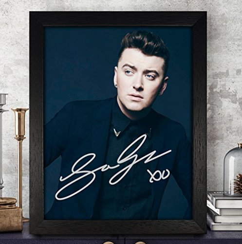 Sam Smith Signed Autographed Photo 8X10 Reprint Rp Pp - In The Lonely Hour ()