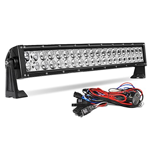 Top 10 recommendation led light bar 24 inch 4d for 2019