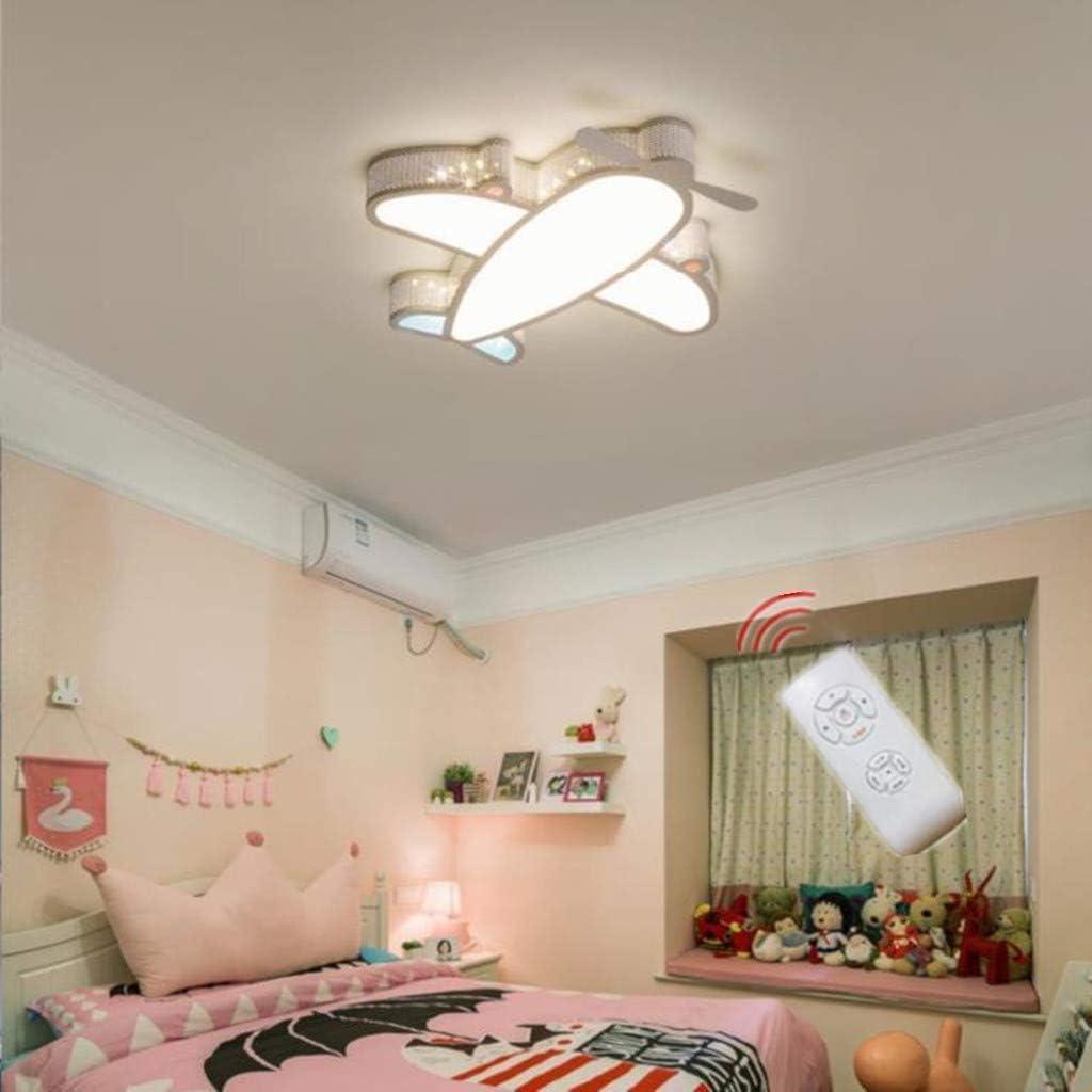 Deckenleuchte F/ür Kinderzimmer Flugzeug Deckenlampe Schlafzimmerlampe LED Babylampe Kinderzimmer Babylampe Moderne Kinderlampe Fernbedienung Dimml/üster Mit Fernbedienung Schlafzimmerlampe,Blau