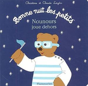 "Afficher ""Nounours joue dehors"""