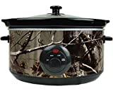 DII Camouflage Realtree Serving Sets, Slow Cooker, Green