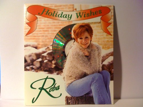 Holiday Wishes Reba McEntire's A Wish And A Song CD, Christmas Card Set Features