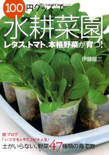 ペットボトルで野菜を簡単に作る。   水耕栽培の方 …
