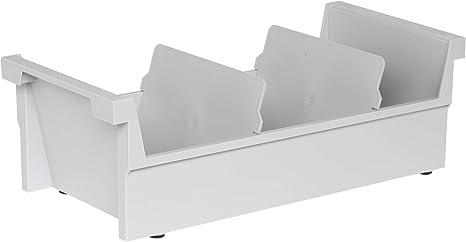 Han 856-0-11 - Cajón archivador para tarjetas (capacidad para 1000 ...