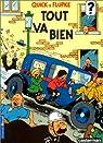 Quick et Flupke, tome 2 : Tout va bien par Hergé