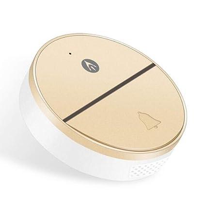 Amazon com: ALZWZ Intelligent Audio doorbell, Voice intercom