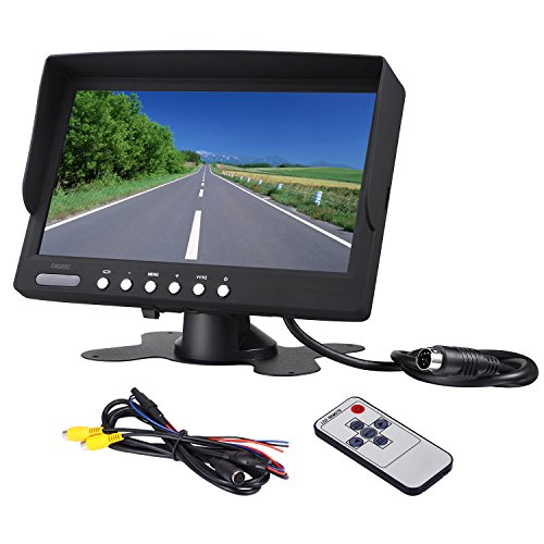 Heavy Duty Vehicle Camera Monitor Truck Bus Backup Camera
