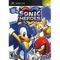 Sonic Heroes Xbox Classico Original Americano Completo