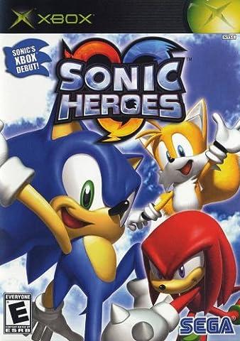 Sonic Heroes - Xbox (Family Guy Lego)