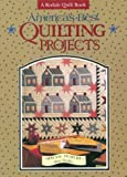 America's Best Quilting Projects, Marianne Fons, 087596642X