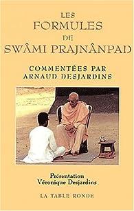 Les formules de Swâmi Prajnânpad par Svami Prajnanpad