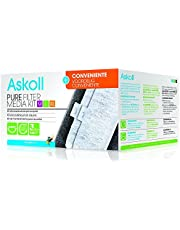 Askoll Pure Filter Media Kit M L XL + Conveniente con cartucce 3Action